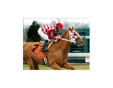 Indy Energy scores sixth straight win April Fool's Day at Turfway Park.