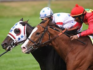 Court Vision Leads Maker's Mark Mile