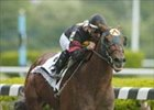 A one-third interest in Ghostzapper, shown winning Monday's Met Mile, has been purchased by Jess Jackson.