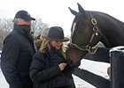 "Jerry and Ann Moss with Zenyatta.<br><a target=""blank"" href=""http://www.bloodhorse.com/horse-racing/photo-store?ref=http%3A%2F%2Fpictopia.com%2Fperl%2Fgal%3Fprovider_id%3D368%26ptp_photo_id%3D9337395%26ref%3Dstory"">Order This Photo</a>"