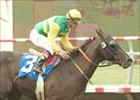What a Song, shown winning the Best Pal, was euthanized today.