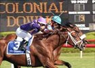 Red Giant Looms Large in Secretariat Stakes