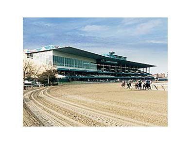 Aqueduct canceled racing Jan. 30 due to high winds.