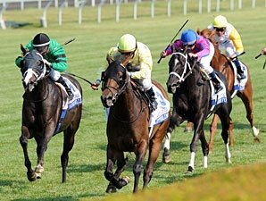 Upperline Overcomes Slow Pace to Take Bewitch