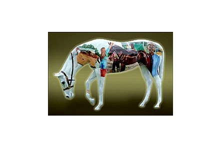 RTCA offers painted horses at Lone Star benefit.