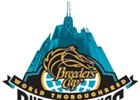 Chicago Skyline Displayed on Breeders' Cup Logo