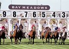 Bay Meadows will auction off its assets Aug. 23-25.