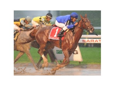 "Seventh Street wins the 2009 Go For Wand Handicap at Saratoga.<br><a target=""blank"" href=""http://www.bloodhorse.com/horse-racing/photo-store?ref=http%3A%2F%2Fpictopia.com%2Fperl%2Fgal%3Fprovider_id%3D368%26ptp_photo_id%3D8379657%26ref%3Dstory"">Order This Photo</a>"