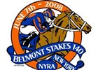 The 2008 Belmont Stakes Logo