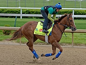 War Story at Churchill Downs April 26.