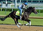 Upstart at Churchill Downs on April 29