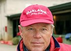 Trainer Vance Recovers After Crash