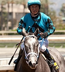 Richard's Boy wins the 2015 Desert Code Stakes.