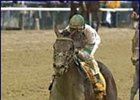 Best Minister, Belmont Stakes supplement winning the Sir Barton Stakes.