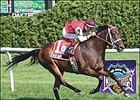 Trademark captures the Bernard Baruch Friday at Saratoga.