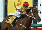 Elvstroem wins the Dubai Duty Free.