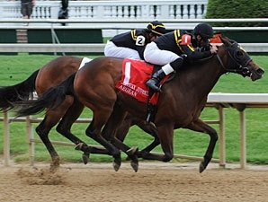 Aegean Tops Ky. Juvenile; Ward Sweeps Exacta