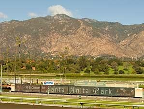 Santa Anita Visit Fulfills A Dream