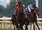 Strong Return wins the Yasuda Kinen.
