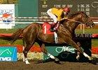 Heatseeker won the Californian on May 31.