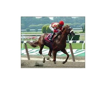 "Corinthian ridden by jockey Kent Desormeaux wins the Metropolitan Stakes, Monday at Belmont Park.<br><a target=""blank"" href=""http://www.bloodhorse.com/horse-racing/photo-store?ref=http%3A%2F%2Fpictopia.com%2Fperl%2Fgal%3Fprovider_id%3D368%26ptp_photo_id%3D1292102%26ref%3Dstory"">Order This Photo</a>"