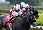 "River's Prayer (left) prevails over Shaggy Mane in midstretch to win the Princess Rooney Handicap.<br><a target=""blank"" href=""http://www.bloodhorse.com/horse-racing/photo-store?ref=http%3A%2F%2Fpictopia.com%2Fperl%2Fgal%3Fprovider_id%3D368%26ptp_photo_id%3D1649206%26ref%3Dstory"">Order This Photo</a>"