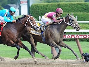 Inside Move Earns Hot Summer Victory Ride Win