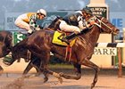 "Vosburgh winner Kodiak Kowboy has been retired.<br><a target=""blank"" href=""http://www.bloodhorse.com/horse-racing/photo-store?ref=http%3A%2F%2Fpictopia.com%2Fperl%2Fgal%3Fprovider_id%3D368%26ptp_photo_id%3D8530546%26ref%3Dstory"">Order This Photo</a>"