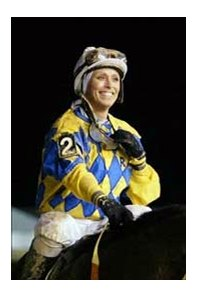 Jockey Jerri Nichols-Leblanc, victim of deadly crash.