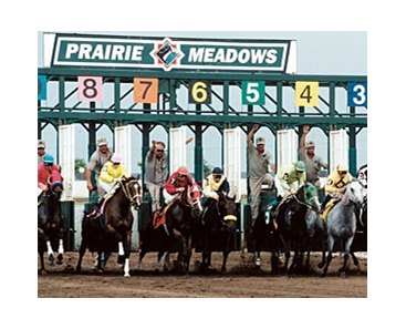 Prairie Meadows Racetrack operated at a big deficit in 2006.