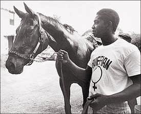 Ruffian Remembered Bloodhorse