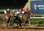 Texas Air Springs Upset in Texas Mile