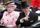 Churchill Downs is preparing to host Queen Elizabeth and Prince Phillip on Derby Day.
