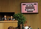 Hip 131, by Distorted Humor, brought $1.65 million and was the Keeneland September session topper.