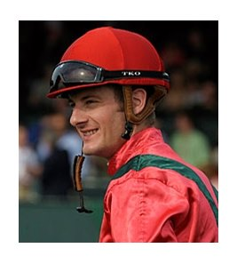 Julien Leparoux is 5-1 in the Breeder's Cup Jockey Bet.