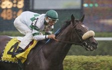 Wonder Again Dominates in Soggy Diana