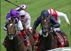 Scorpion (rail) powers to victory in the Coronation.