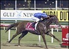 Moon Ballad runs off with Dubai World Cup.