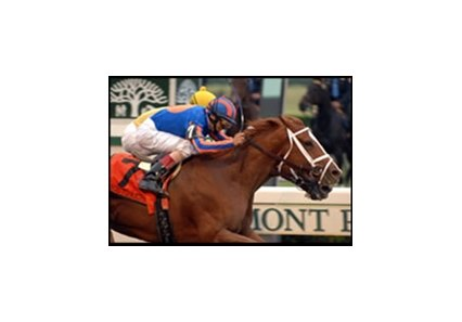 "Belmont winner Rags to Riches returns to action in the Gazelle.<br><a target=""blank"" href=""http://www.bloodhorse.com/horse-racing/photo-store?ref=http%3A%2F%2Fpictopia.com%2Fperl%2Fgal%2Fbloodhorse%3Fprocess%3Ddynamic%26name1%3Dmetadata%252Fany%26value1%3Drags%2Bto%2Briches"">Order Rags to Riches Photos</a>"