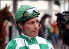 Retired jockey Gary Stevens in line for television role.
