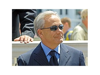 Trainer Jerry Hollendorfer