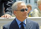 Jerry Hollendorfer, Owner-trainer for Indian Gracey.