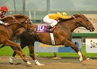 "Santa Anita Handicap winner Heatseeker heads to Arkansas for the Oaklawn Handicap.<br><a target=""blank"" href=""http://www.bloodhorse.com/horse-racing/photo-store?ref=http%3A%2F%2Fpictopia.com%2Fperl%2Fgal%3Fprovider_id%3D368%26ptp_photo_id%3D3724186%26ref%3Dstory"">Order This Photo</a>"