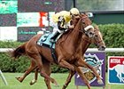 Glens Falls Handicap winner Humaita featured in Saturday's La Prevoyante.
