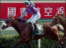 Phoenix Reach Worth the Wait in Hong Kong Vase