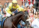 Viewership for the June 9 Belmont Stakes won by Union Rags was up 12% from last year.