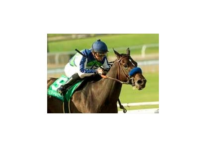 "Cry and Catch Me.<br><a target=""blank"" href=""http://www.bloodhorse.com/horse-racing/photo-store?ref=http%3A%2F%2Fpictopia.com%2Fperl%2Fgal%3Fprovider_id%3D368%26ptp_photo_id%3D2388303%26ref%3Dstory"">Order This Photo</a>"