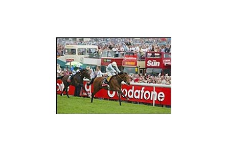 Vodafone Epsom Derby winner North Light has been retired.