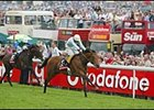 Epsom Derby Hero North Light Retired