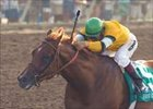 Horse Greeley closes Del Mar meet with Futurity win.